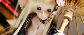 Аниме кукла