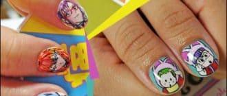 Пример ита-ногтей