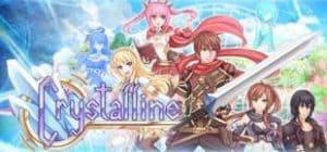 Кадр из игры crystalline