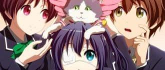 Обои с персонажами Chuunibyou demo Koi ga Shitai