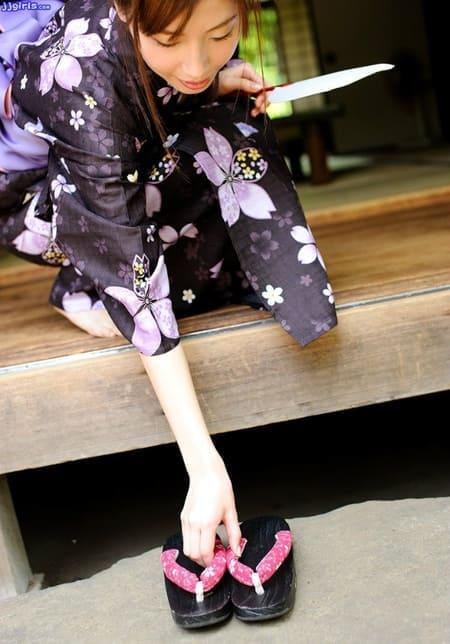 Японские девушки - Miyuki Yokoyama