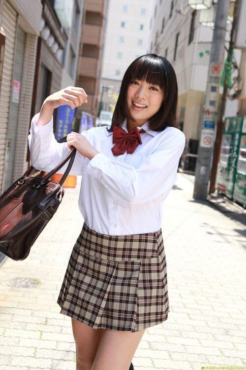 Японские девушки - Ito Haruka