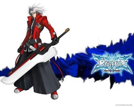 Обои с огромным мечом