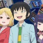 Кадр из аниме Hi Score Girl