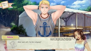 Персонаж из игры C14 dating