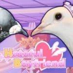Заставка из Hatoful Boyfriend
