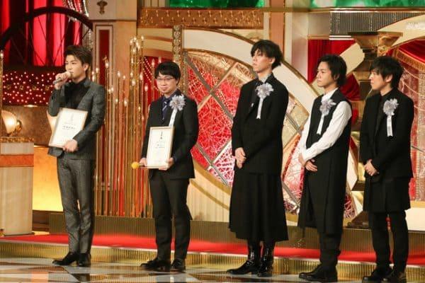 Лауреаты Японской премии