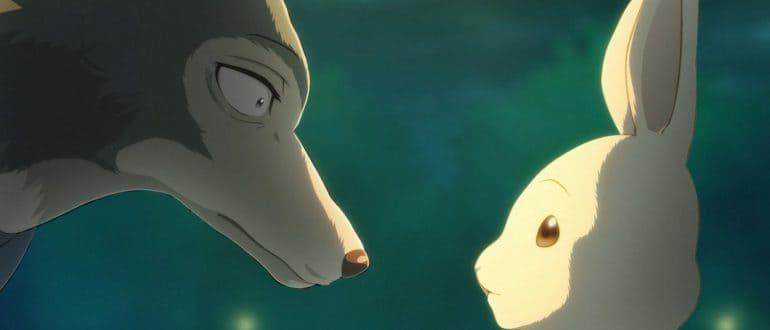 Кадр из 2 сезона аниме Звери