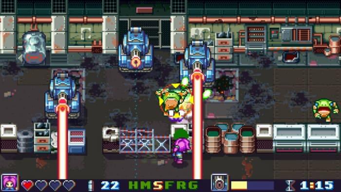 Скриншот игры Bot Vice