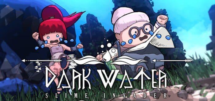 Dark Water Slime Invader