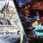 Постер Saviors of Sapphire Wings