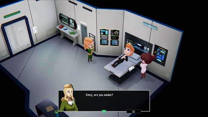 Скриншот игры Woodsalt