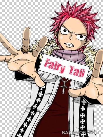 аватарки fairy tail: