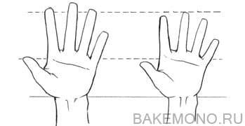 мужской палец в женской попе фото