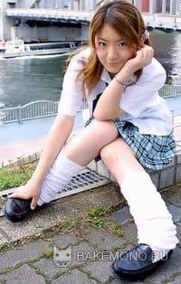 Попки японских школьников фото 664-982
