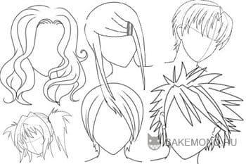 Картинка про волосы в ванной - a