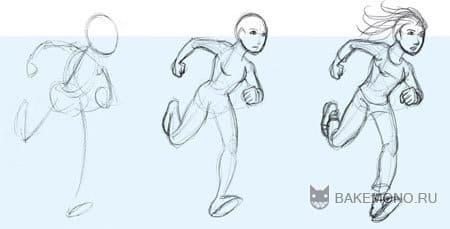 Рисуем карандашом / Основы рисования тела
