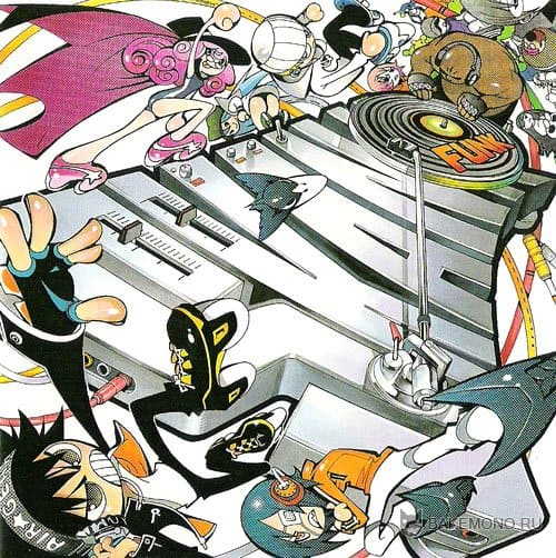 Air Gear Original Soundtrack - WHAT A GROOVY TRICK