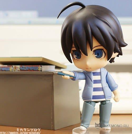 Первый герой mashiro идет в комплекте со