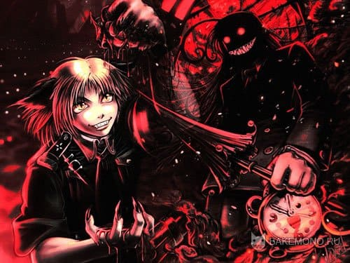 Wallpapers - Hellsing