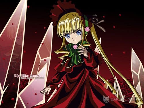 Wallpapers - Rozen Maiden