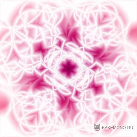 создание симметричного абстрактного фона