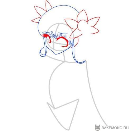 Как рисовать аниме парней с ушками