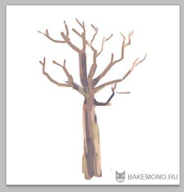 Як малювати дерева - малюємо разом