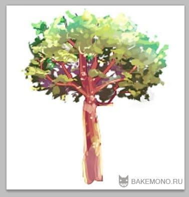 замечательное дерево!