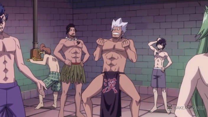 аниме смотреть онлайн фейри тейл 1 сезон