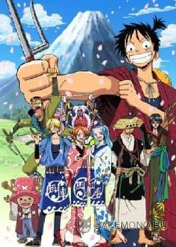 The Detective Memoirs of Boss Straw Hat Luffy