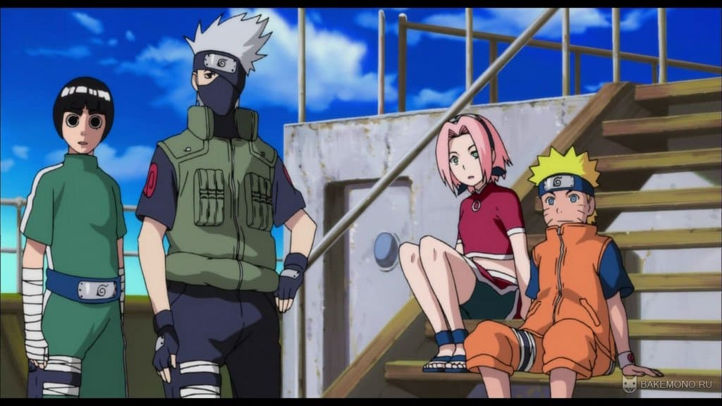 Naruto the movie 3 torrent download