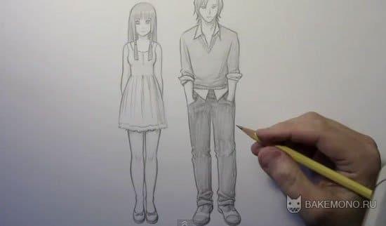 Как рисовать обувь: bakemono.ru/lessons/video-lessons/2996-kak-risovat-obuv.html