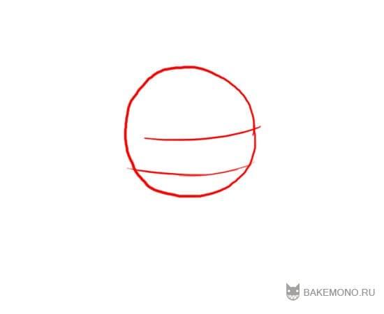 Как рисовать Чиби Панду