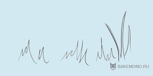 учимся рисовать карандашом природу: