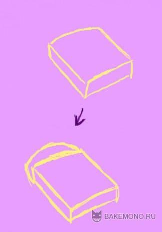 Рисуем коробку