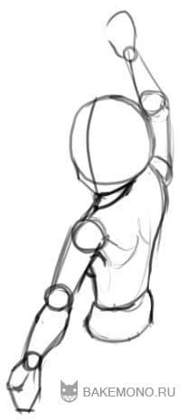 Как рисовать Кикио