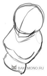 Как рисовать Санго