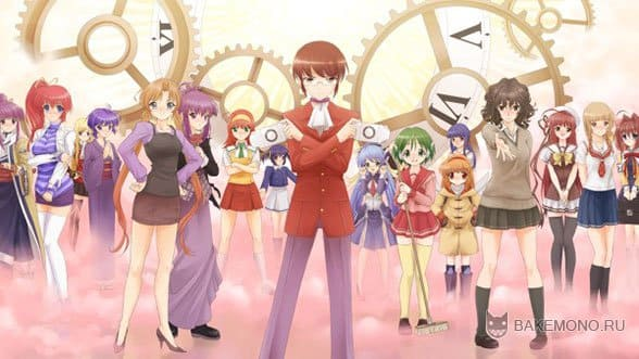 3 сезон The World God Only Knows