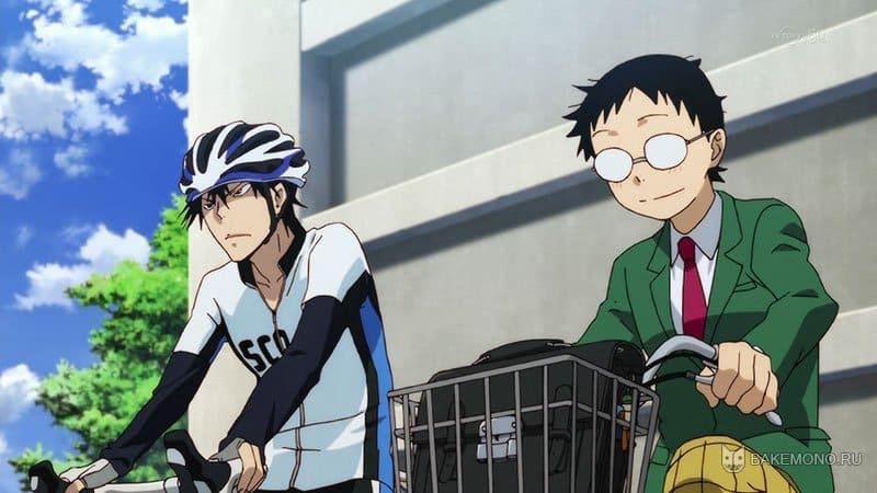 Трусливый велосипедист