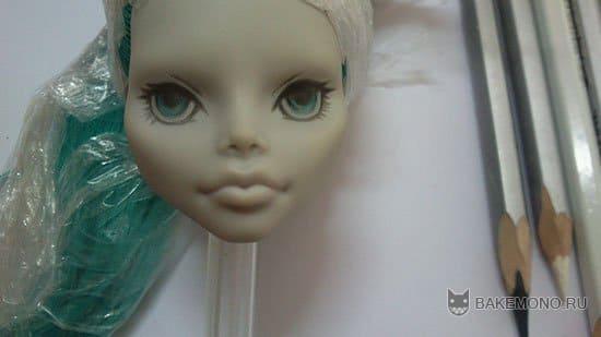 Как сделать куклу ооак видео