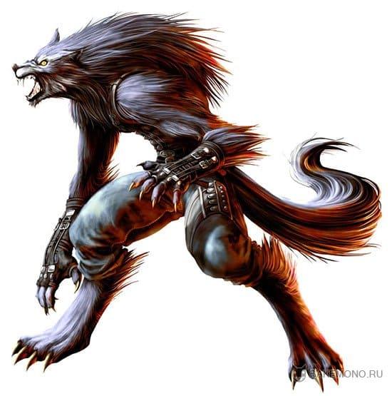 Картинки аниме волки - 37