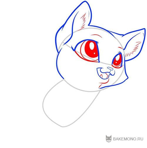 Фото котят для рисования