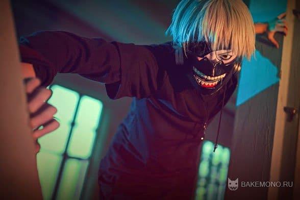 Косплей - Канеки Кен | Kaneki Ken из аниме ...: bakemono.ru/gallery/cosplay/4473-kospley-kaneki-ken.html