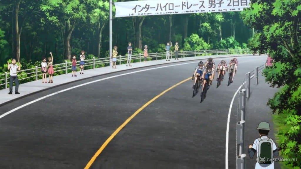 Смотреть аниме трусливый велосипедист 10 фотография